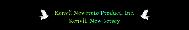 Kenvil Newcrete Products Inc.