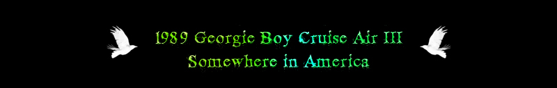 Georgie Boy Cruise Air 3 Header